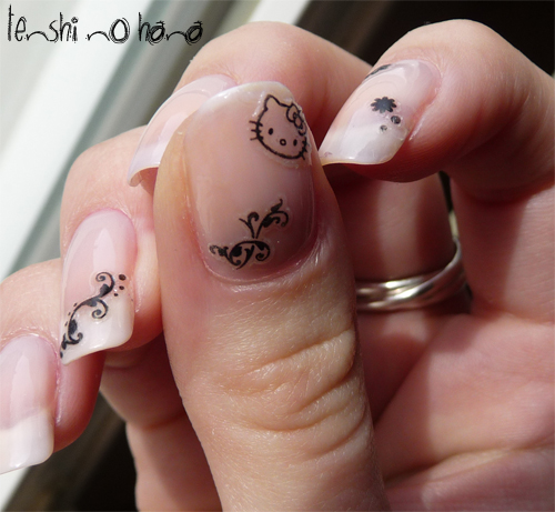 Stickers hello kitty 2