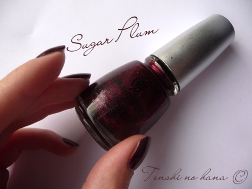 sugar plum 1