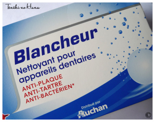 blanchir pastilles 2