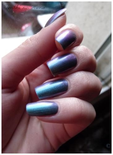 Aqua violet 9