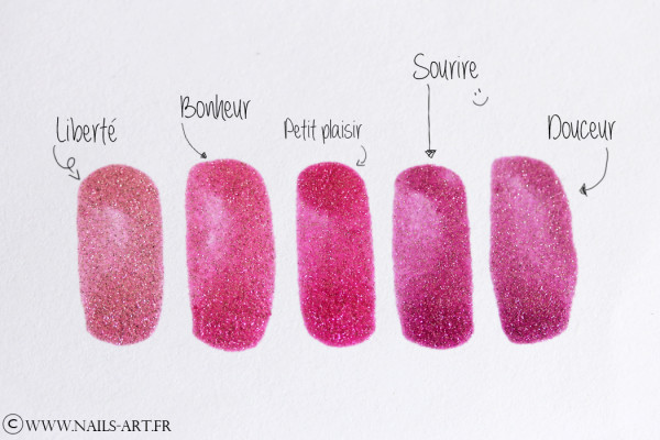 LM La vie en rose collection 1