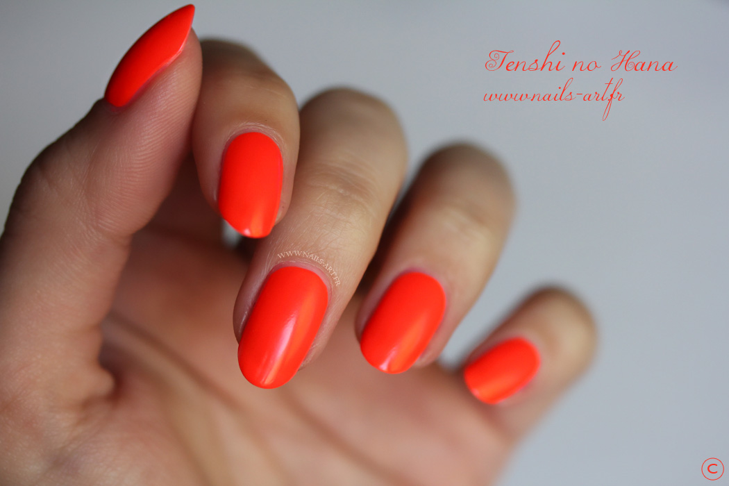 Très Color Club – Lava Lamp, le vernis le plus néon du monde ! | Nature  PU95