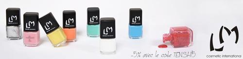 banniere partenariat LM Cosmetic