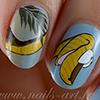 nail art 446