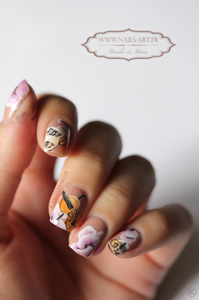 concours nail art Tarascon 08