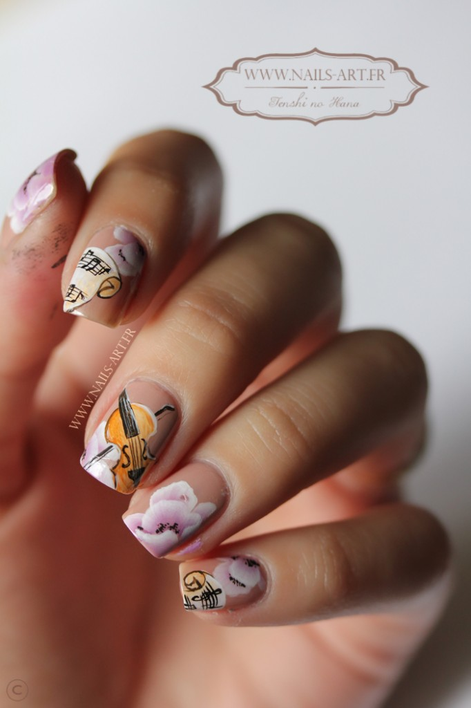concours nail art Tarascon 09