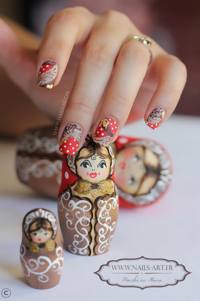 Ment Dessiner Décoration D Ongles Nail Art Part 3