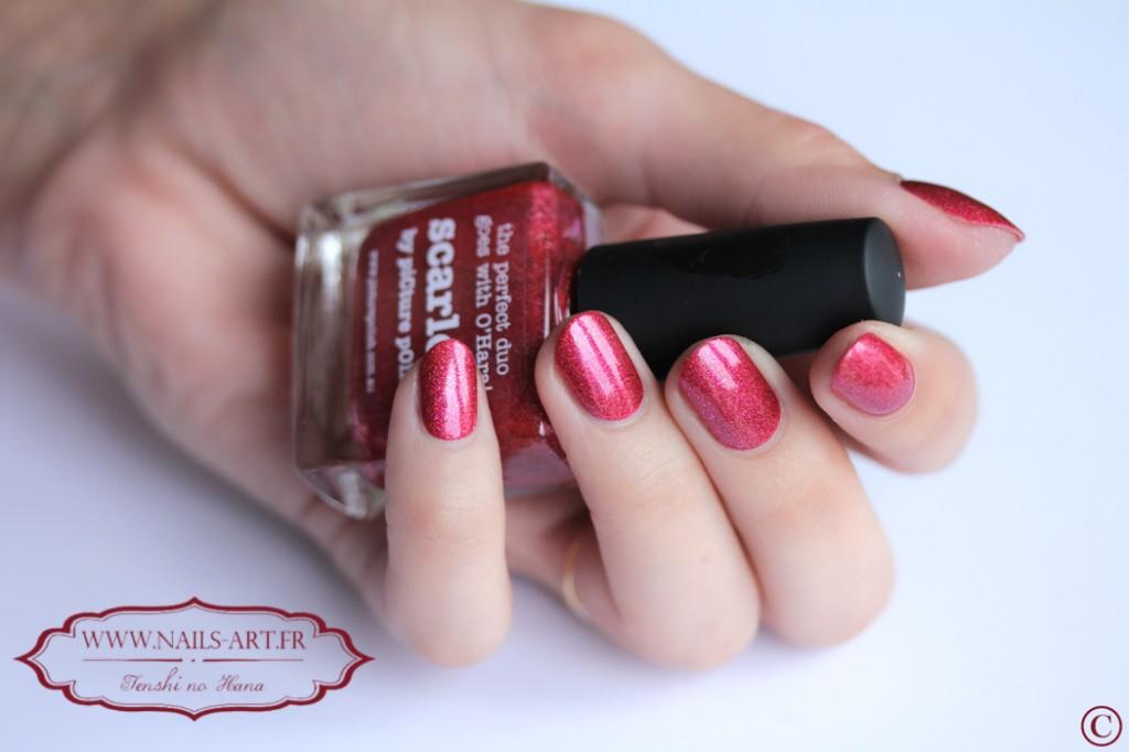 Scarlet 8