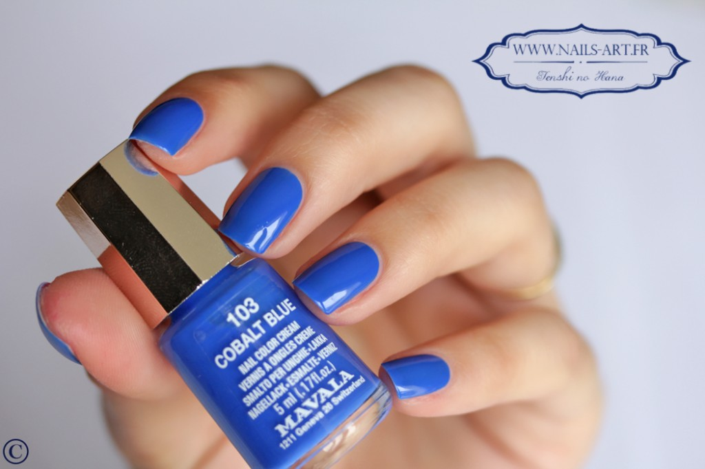 Techni-colors Cobalt Blue 2