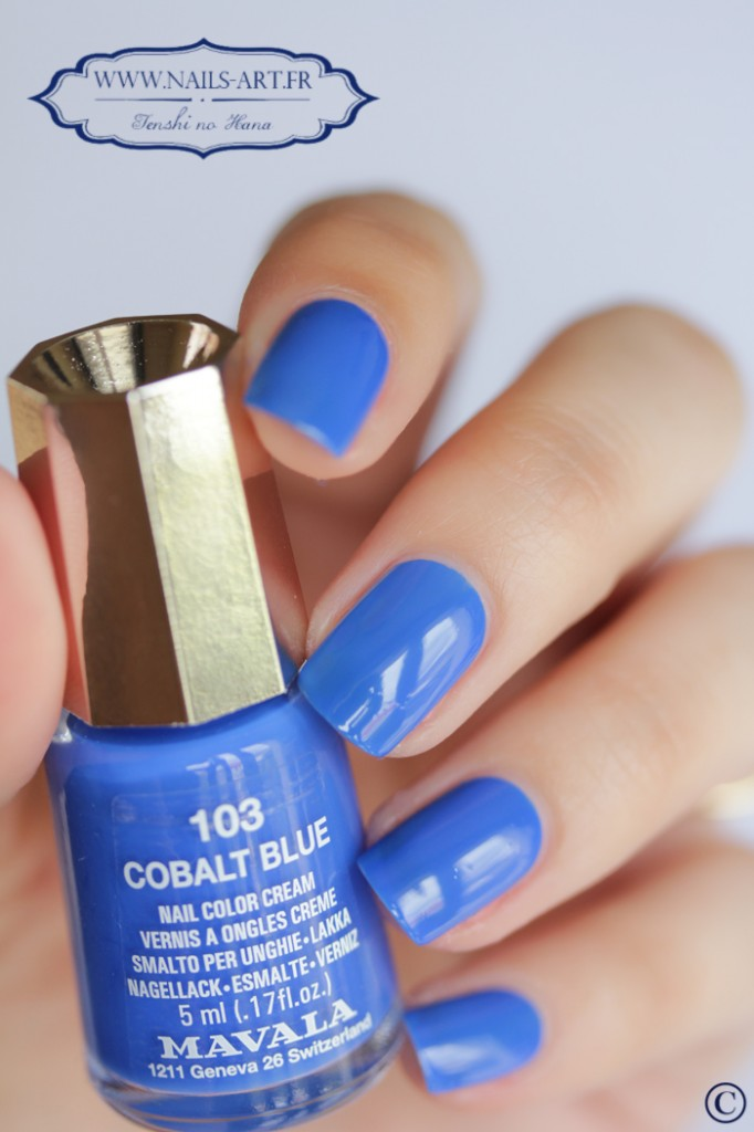 Techni-colors Cobalt Blue 4