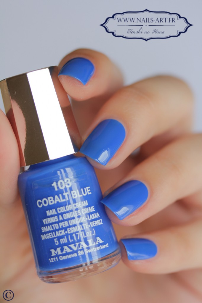 Techni-colors Cobalt Blue 5