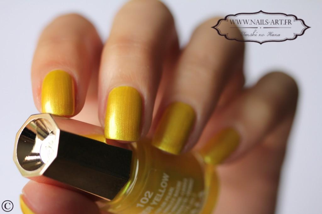 Techni-colors Cyber Yellow 1