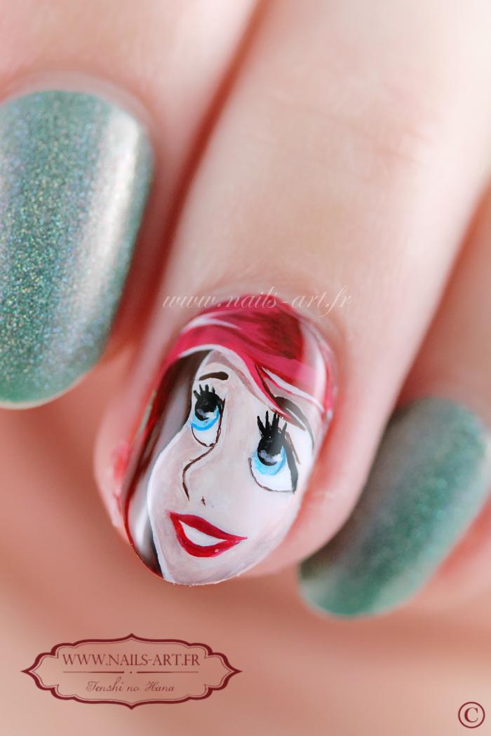 Nail Art 405 4