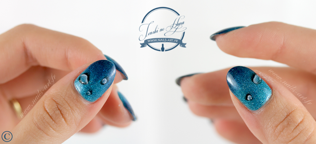 Nail art swimming pool nature nails nails art nail art 419 01 prinsesfo Image collections