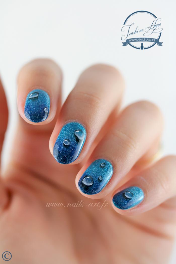 Nail art swimming pool nature nails nails art nail art 419 03 prinsesfo Image collections