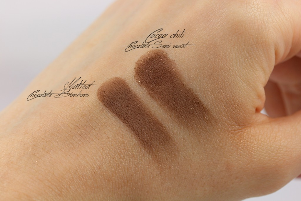 chocolate bonbons swatches 05