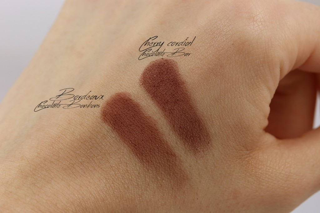 chocolate bonbons swatches 06