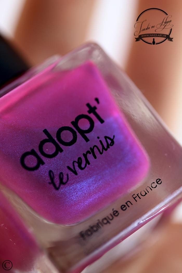 Adopt Fuchsia Délicat 5